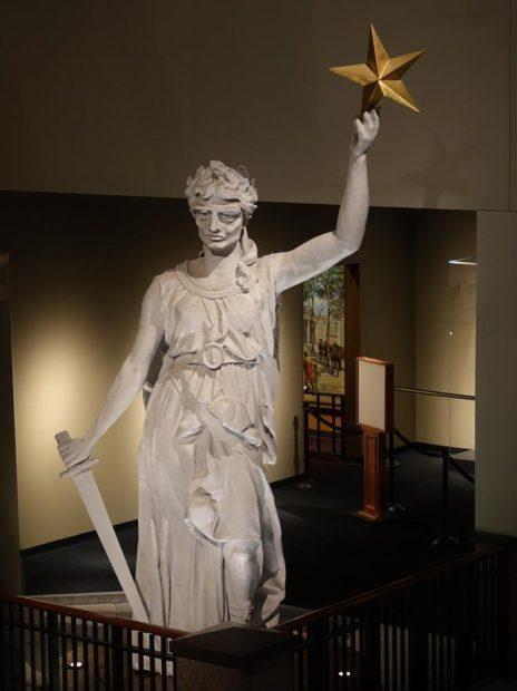 Goddess of Liberty