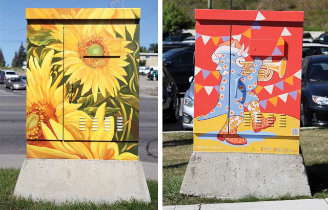 Please Stop Painting The Electrical Boxes A Public Art