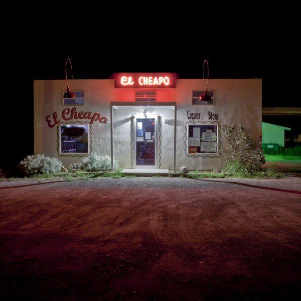 El Cheapo ,Marfa, Texas, 2010, archival pigment print