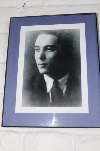Don Law. (is in exhibit) Don Law produced both of Johnson's Texas recording sessions for Vocalion.