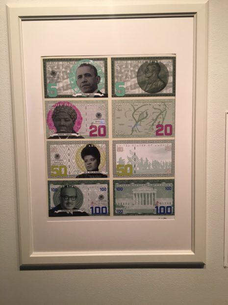 Phillip Pyle II, New Money, 2017