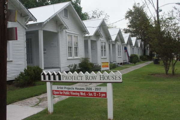 Project Row Houses PRH