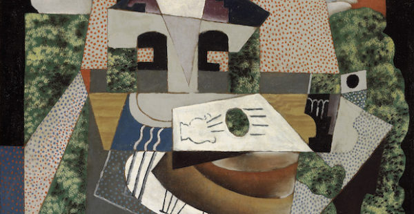 Picasso/Rivera: Still Life and the Precedence of Form
