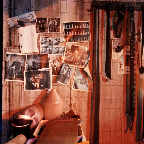 Darkroom, Headless Horseman Haunted House, Ulster Park, NY, 2016