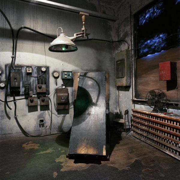Electroshock Therapy, Pennhurst Asylum, Spring City, PA, 2016
