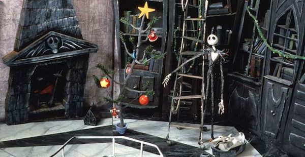 Behind the Screen: Tim Burton's The Nightmare Before Christmas