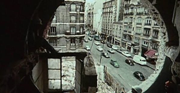 Cuts and Cross Sections: The Films of Gordon Matta-Clark
