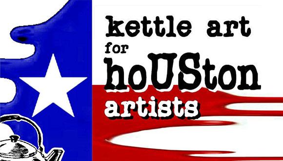 Kettle Art for Houston Artists