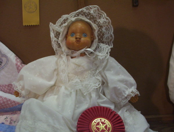 2nd Place Doll
