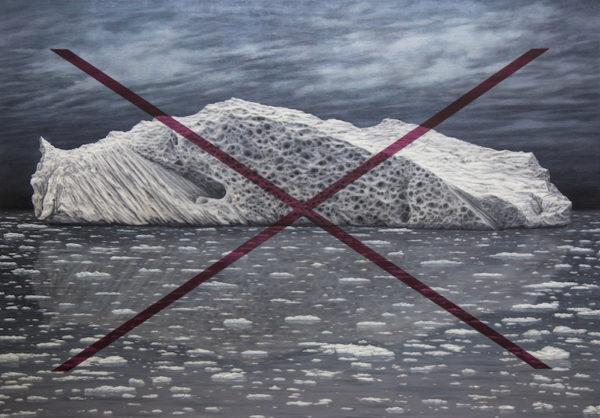 Adam Fung, iceberg quinacridone X.