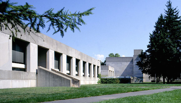 Wesleyan University's Center for the Arts