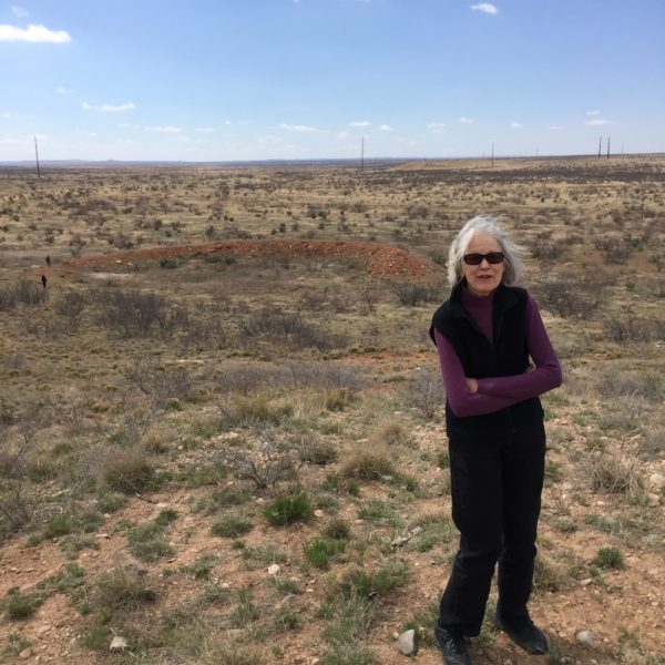 Johanson at Smithson's Amarillo Ramp