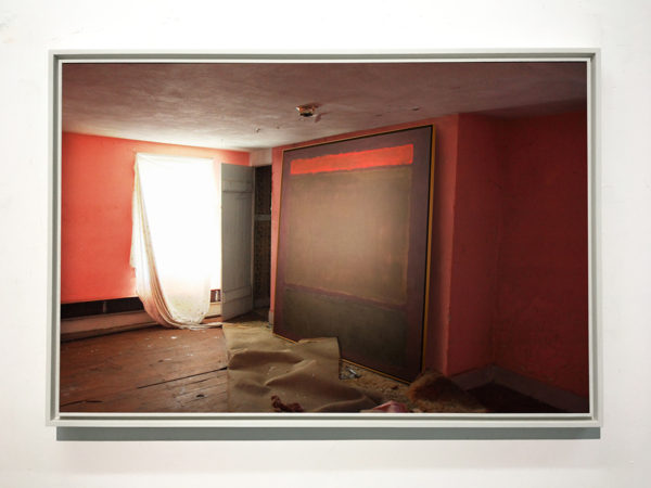 Image from Paul Kremer's Great Art in Ugly Rooms