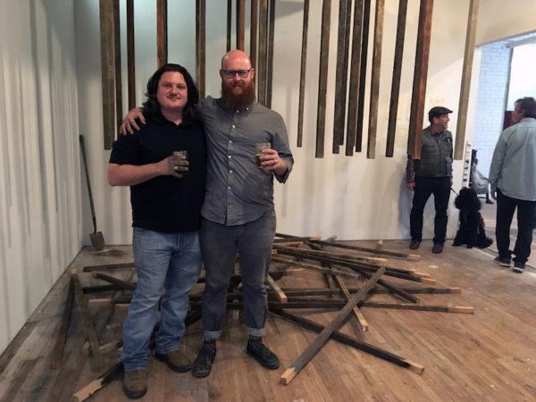 Stephen Kraig and Patrick Renner