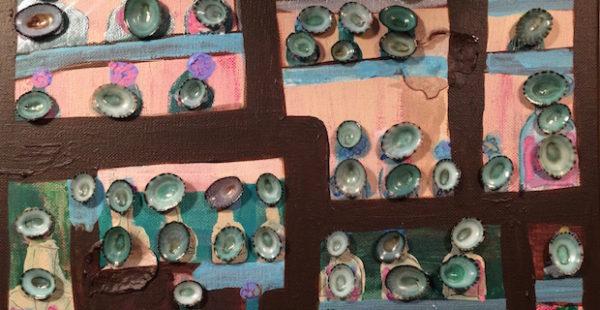 Alejandro Diaz: Paintings
