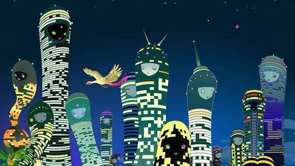 City Glow by Chiho Aoshima