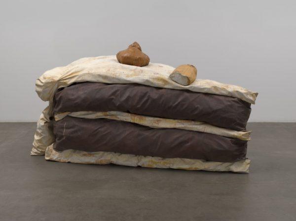 Claes Oldenburg, Floor Cake, 1962