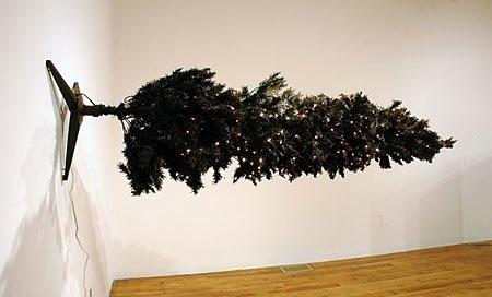 Debbie Reichard's sculpture Suspended Belief