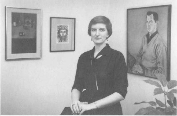 Stella Sullivan, pictured in in the 1960s.