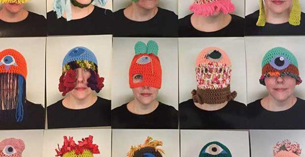 Elaine Bradford: Masks