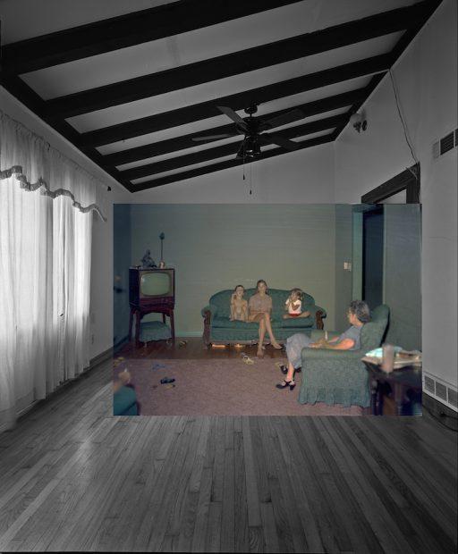 "Byrd Williams IV, Pompeii, 1959-2016, Fort Worth, Texas, Archival inkjet print, 16"" x 20"""