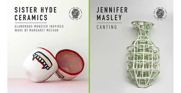 ESPS Presents Sister Hyde / Jennifer Masley Ceramics Exhibition