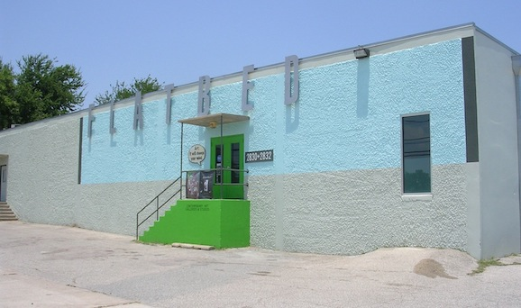 Flatbed press in Austin Texas