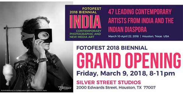 FotoFest 2018 Biennial: INDIA - Contemporary Photographic and New Media Art