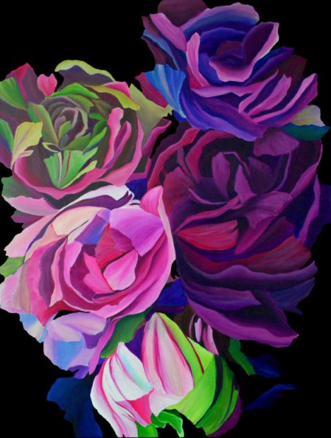 """""""Blooms"""" by Tyler Kay"""