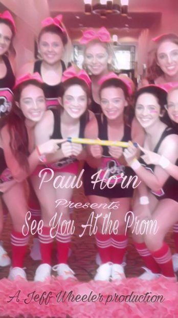 Paul Horn's prom