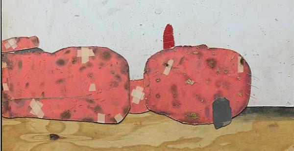 Kirk Hayes: New Paintings