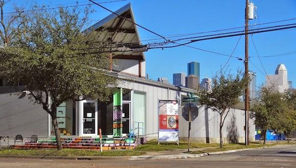 Art League Houston exhibition space in Houston Texas