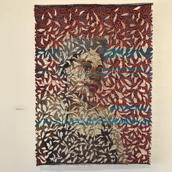 Laced Strata, 2018