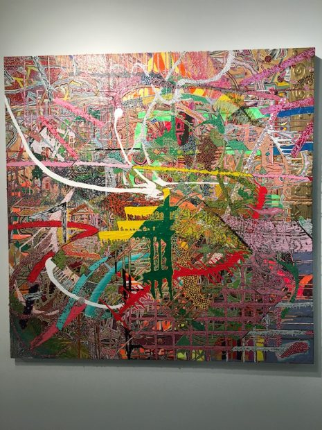 Steven Charles at Cris Worley