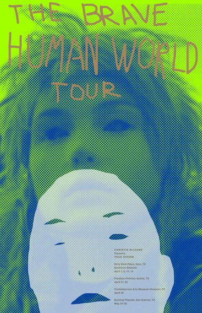 Brave Human World Tour