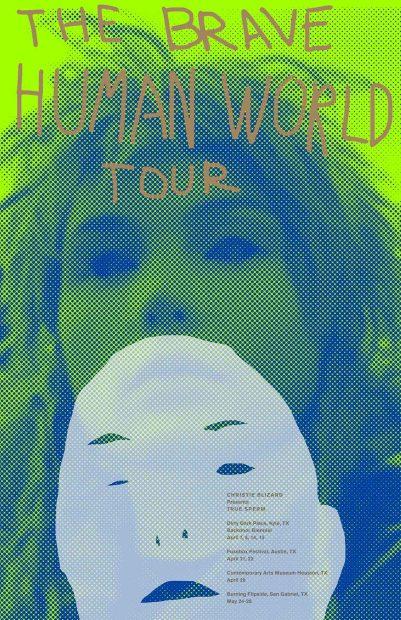 Brave Human World Tour