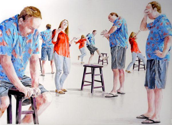 Warren painting
