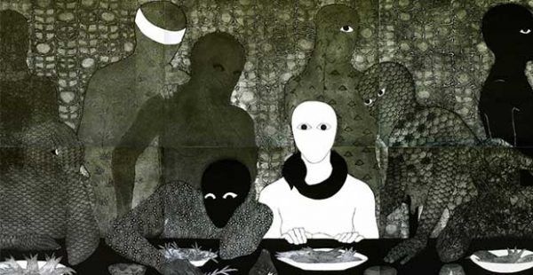 NKAME: A Retrospective of Cuban Printmaker Belkis Ayón