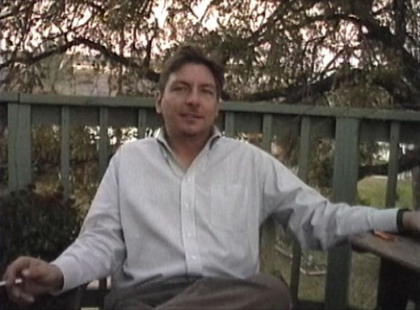 Film still from Tía Chuck