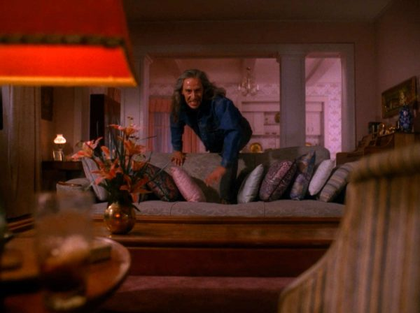 Killer BOB, in David Lynch's Twin Peaks