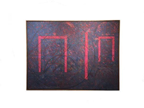 "Ronald Watson Evening Light No. 2, 1986 Oil on canvas 30 x 40"""