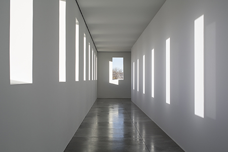 Art by Robert Irwin