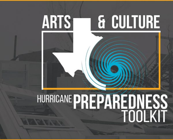 Arts & Culture Hurricane Preparedness Toolkit
