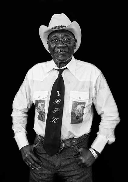 Bailey, The Prairie Kid, from Cowboys of Color by Don Russell