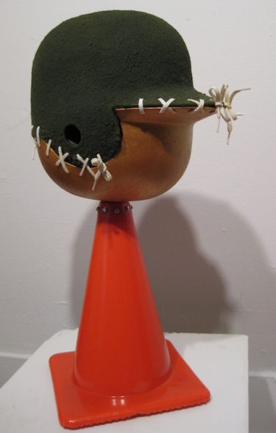 Baseball Helmets, Parking Cone, Shoe Laces (2010)