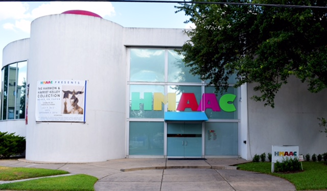 Houston museum of African American Culture HMAAC