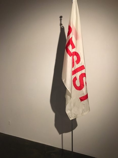 Resist Flag