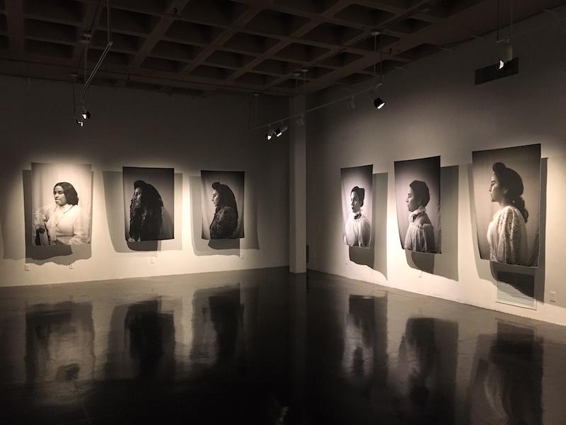 Installation shot, Mari Hernandez' What Remains