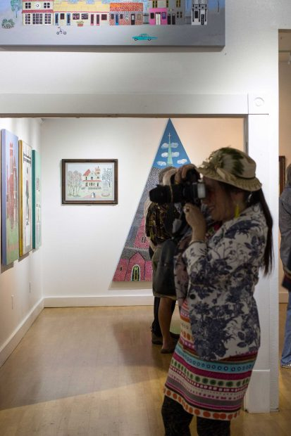 Image-from-the-opening-of-Anne-Reese-Hernandez's-show-at-Gspot-Gallery-in-Houston-3