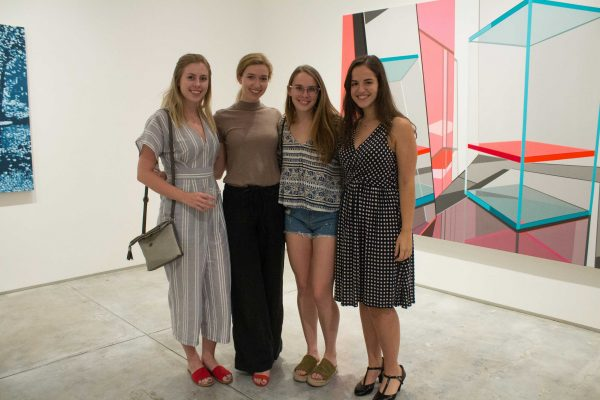 Image-from-the-show-Night-Walk-at-Inman-Gallery-in-Houston-featuring-Rachel Carlson, Isabelle Mulder, Heidi Krause, Rachel Robinson
